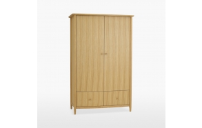 Wardrobe 2 drawers Anais