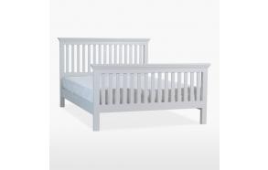 kõrge raamiga voodi (90x200)
