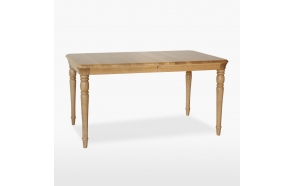Extending table 1 leaf 180/220 cm