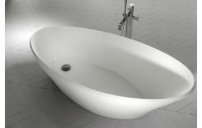 kivimassist vann Cara, 170x75 cm, matt pinnaviimistlus