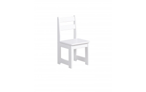 """chair """"Baby"""", white"""