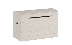 Toy box, beige
