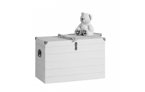 Toy box Armada, white