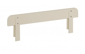 Small guard rail (140x70, 160x70), beige