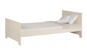 juunior voodi Blanco, 160x70, ilma voodikastita, beež