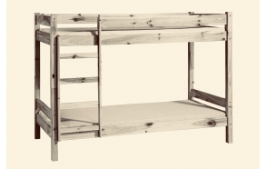 Bunk bed 200x90 Bed 2, beige