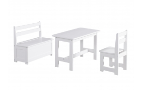 "table ""Baby"", white"