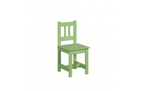 "chair ""Junior"", green"