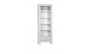 Calmo -  bookcase, grey