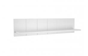 Calmo -  hanging shelf, white