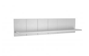 Calmo -  hanging shelf, grey