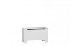 Calmo - toy box, white