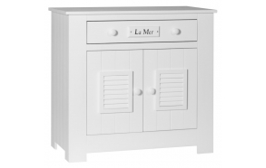 Marseilles – chest, white