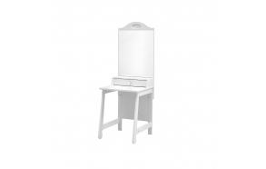 Parole - dressing table, white