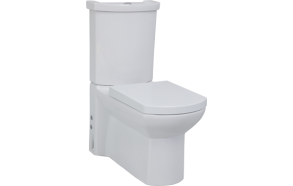 WING toilet set ,without seat, white
