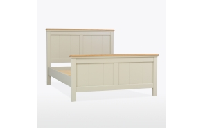 T&G panel bed - King size 160x200 cm