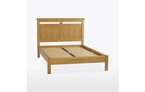 King size solid bed EU