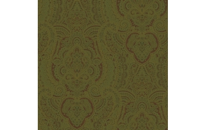 tapeet Shand Kydd punane+roheline india muster