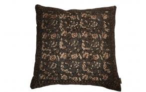 Pillow Indian Block '70 Grey