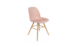 Chair Albert Kuip Old Pink