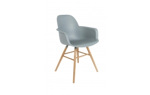 Armchair Albert Kuip Light Grey