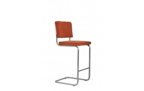 Barstool Ridge Rib Orange 19A