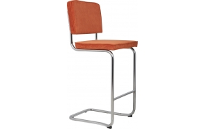 Barstool Ridge Kink Rib Orange 19A