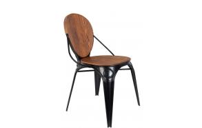 Chair Louix Antique Black