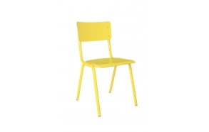 Chair Back To School Hpl Yellow