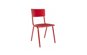 Chair Back To School Hpl Red