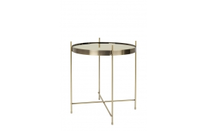 Side Table Cupid Gold