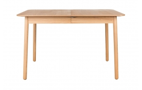 Table Glimps 120/162X80 Natural