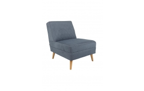 Lounge Chair Lazy M Grey