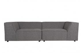 Sofa King Dark Grey