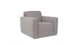 Sofa Bor 1-Seater Grey
