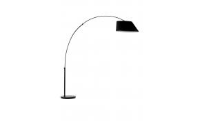 Floor Lamp Arc Black