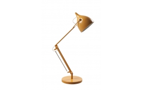 Desk Lamp Reader Matt Yellow