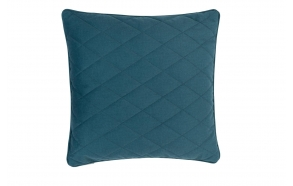 Pillow Diamond Square Emerald Green