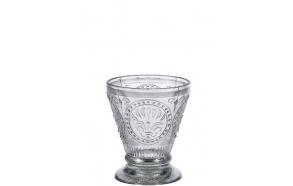 10 cm klaasist joogitops, käsitsi valmistatud Indias