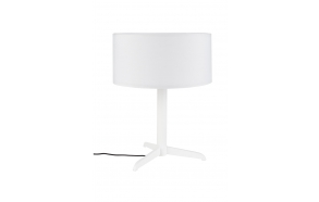 Table Lamp Shelby White