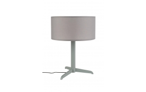 Table Lamp Shelby Grey