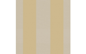 Decadence Stripe Gold/Cream