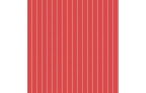 Hoopla Pin Stripe Sidewall Red