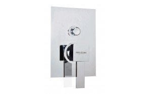 """BUILT-IN SHOWER MIXER """"PRETTY"""", 3 OUTLETS"""