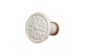 Ukse/sahtli nupp, keraamika