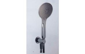FIMA dušikomplekt 1/2´´ veesisendiga seinast, cromalux voolik 150 cm ja 5-funktsiooniga anitikalk käsidušš