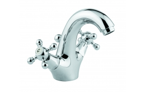 BASIN MONOBLOC WITH POP-UP WASTE