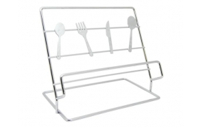 Bookrest chrome, 28x22cm
