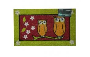 "Jalamatt ""Owls"" 44 x67cm 45x75cm"