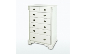 Seven drawer chest